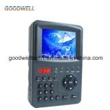 "Handheld 3.5"" DVB-S Digital Satellite Finder with HDMI Output"