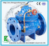 Automatic Hydraulic Control Float Ball Water Level Valve (GL100X)