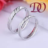 Wholesale New Fashion 100% 925 Sterling Silver Finger Ring Women Wedding Jewelry