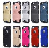 Robot Rubber Mobile Phone Case Housing for iPhone Samsung etc