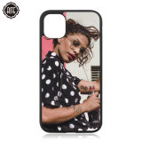 Popular Custom 2D Sublimation Blanks Mobile Cell Phone Cover Case Accessories TPU PC
