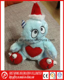 Hot New Design Christmas Monster Plush Toy with CE