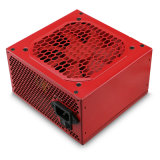PC Power Supply 400W with Free silent Cooling Fan Orange Color
