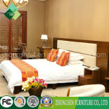 Chinese Style Double Bed Design Bedroom Furniture for Standard Room