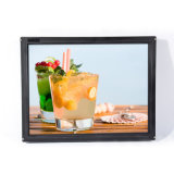 15 Inch Infrared Touch Screen Network Advertising All-in-One Monitor