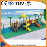 Outdoor Children Playground Eqipment Plastic House (WK-A1013A)