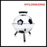 New Style Wholesale Creative Football Portable BBQ Grill for outdoor Camping