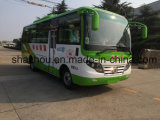 Long Wheelbase Coach 7.7 Meter Dongfeng Chassis Bus