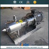 Stainless Steel Sanitary High Shear Inline Mixer Pump