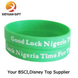 Factory Rubber Silicone Wristband Debossed