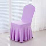 Banquet Wholesale Pleated Cheap Chair Cover