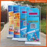 Hot Selling Standard Door Shape Stand Display Retractable Banner Stand