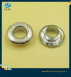 Plating Nickel Brass Metal Eyelets for Garment