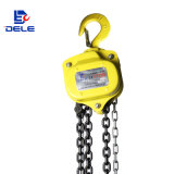 Chain Hoist Capacity 2 Ton Construction Building Lifting Equipment