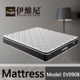 Wholesale Bedroom Furniture Latex Mattress with Pillow Top Design for Home