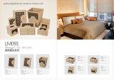 Hotel Guestroom PU Leather Amenities Boxes Set