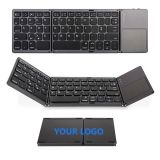 Factory Directly Foldable Wireless Bluetooth Keyboard