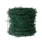 China Wholesale Amazon Hot Sale PVC Coated Barbed Wire Price