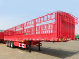 Fence Semi Trailer for Carry 40FT Container 20FT Container