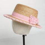 Custom Fashion Accessories Ladies Straw Hats Woven Hats Travel Hats