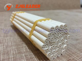 Zjgleader High Purity Magnesium Oxide Tube MGO Rod Tube for Electric Ceramic Use