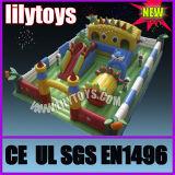 Inflatable Fun City, Inflatable Amusement Park
