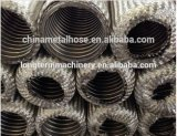 304 Wire Braided Metal Corrugated Flexible Hose
