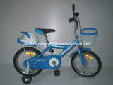 Blue Boy Children Bicycle with Rear Box (SH-KB021)