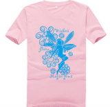 Top Fashion Cheap 100cotton Women T Shirt