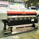 Xuli Inkjet Printer- 2.5pl Xaar 1201*2 Industrial Printhead Wide Format Eco Solvent Printer