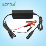 Universal 54.6V 1.5A DC to DC Converter Car Battery Charger