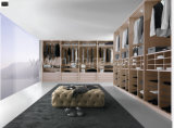 Modern Wood Bedroom Furniture Walk in Closet