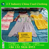 Ladies Cotton Dress Used Clothing Good Quality