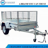 Hot Dipped Galvanized Farm Trailer