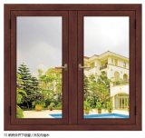 Imagery Product of Aluminum Casement Windows at Reasonable Price