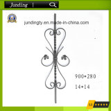 Architectual Wrought Iron Baluster for Ornamental Iron Railing