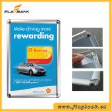 A4 Aluminum Exhibition Round Corner Snap Frame/Poster Frame
