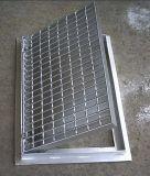 Hot DIP Zinc Anti-Corrosion Treated Steel Grating