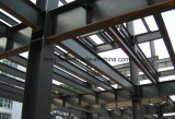 Prefabricated Large Span Structural Steel Workshop