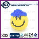 Promotional Smile Face 6cm Moody Mates with En71 Certification