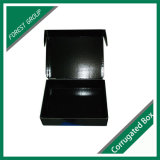 Black Glossy Color Paper Mail Box for Wholesale