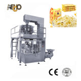 Automatic Rotary Popcorn Filling Sealing Packaging Machine Price