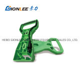 Durable Competitive Price Plastic Handle Mounted Plate