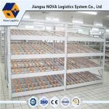 Medium Duty Flow Through Rack From Nova Logistics