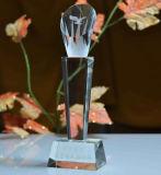 2016 Simple Custom Crystal Blank Trophy for Wholesale