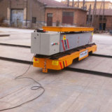 25t Heavy Duty Rail Traverser for Cross Bays Warehouse Handling
