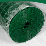 PVC-Coated Welded Wire Mesh for Fence Supplier