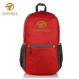 China Factory Wholesale Foldable Baggage School Shoulder Backpack Bag
