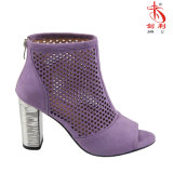 2018 Sexy Ladies Hollow out Women Sandal Shoe with Open Toe (HSA52)