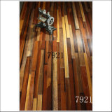 Classical Modern Strips Series Red Color Flooring